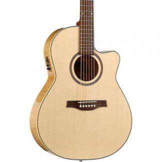 גיטרה קלאסית מוגברת CORT ACC-15F פיקאפ FISHMAN CLASSIC 4