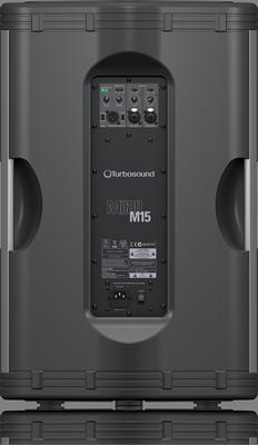 רמקול מוגבר Turbo-Sound m15