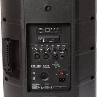 רמקול מוגבר Pro-tech AS10