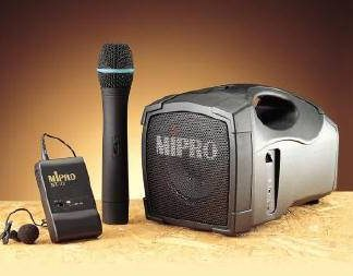 בידורית ניידת mipro ma-101