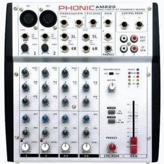 מיקסר PHONIC AM-220