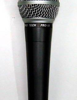 מיקרופון PROTECH PRO-58