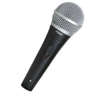 מיקרופון PG58 Shure
