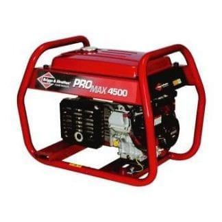גנרטור ProMax6000 Briggs & Stratton