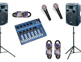 מערכת הגברה SoundKing A