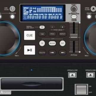 נגן כפול BTS-CDJ 6600