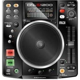 נגן Denon 1200 קורא MP3