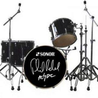 AC / DC Drum Set Phil Rudd Signature Sonor