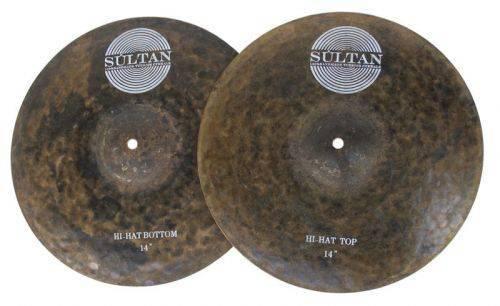 זוג מצילות Hi Hat WHF-14HH Sultan