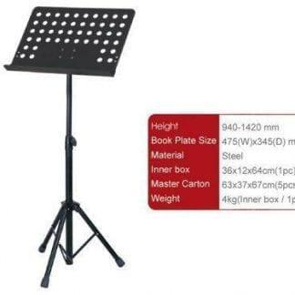סטנד תווים DF013B SoundKing מאסיבי לתזמורת