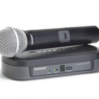 מיקרופון אלחוטי SHURE SM58