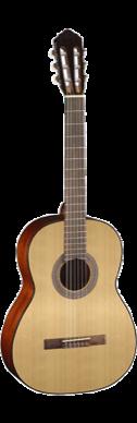 גיטרה קלאסית CORT AC-10NS