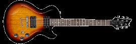 גיטרה חשמלית 2 המבקר CORT ZENOX Z42DBD