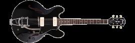 גיטרה חשמלית 1/4 נפח גשר ביגסבי CORT SOURCE BV BK