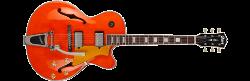 גיטרה חשמלית חצי נפח גשר ביגסבי YORKTOWN BV TO