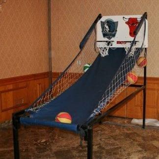 עמדת כדורסל להשכרה