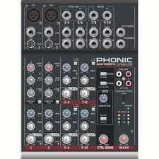 מיקסר PHONIC 105FX