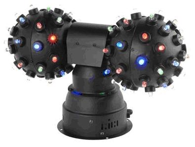 כדור אורות Double Led