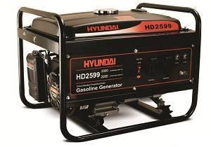גנרטור HD2599 Hyundai