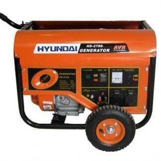 גנרטור HD6500 Hyundai