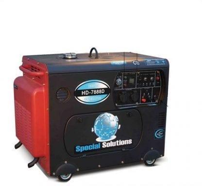 גנרטור HD7999D Hyundai