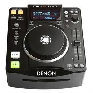 נגן Denon DN-S700 קורא MP3