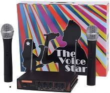 ערכת קריוקי אישית STAR-VOICE