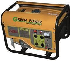גנרטור Green Power Max 3000