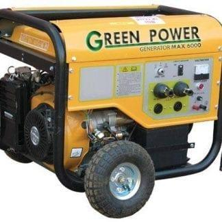 גנרטור Green Power Max 6000