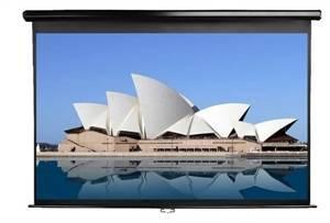 מסך הקרנה ידני 2.13 מטר Jeason Screen