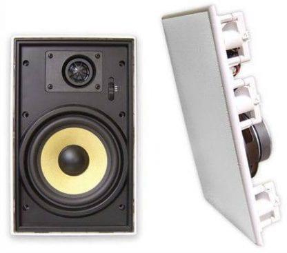 רמקול שקוע מלבן Pro-Acoustics SSL-511