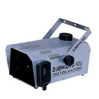 מכונת עשן 900W(שלט אלחוט) Fog Machine Turbo