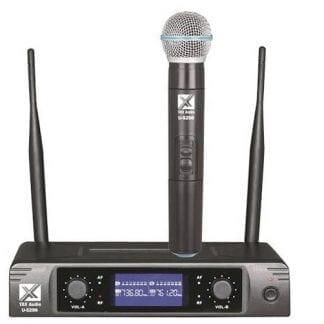 מיקרופון אלחוטי TRX Audio U-5096
