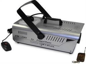 מכונת עשן TURBO 1200W(שלט אלחוט) Fog Machine