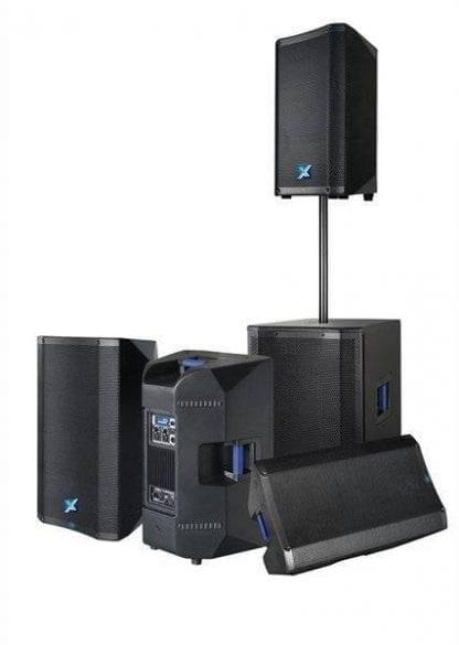 רמקול מוגבר TRX Audio Z15-A