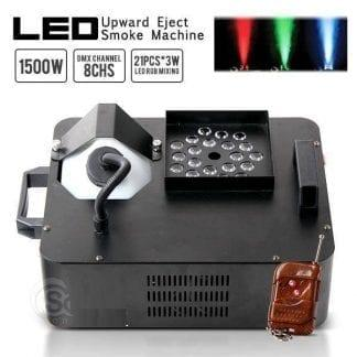 מכונת עשן לד led fog machine UP-PRO