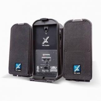 מערכת הגברה ניידת מקצועית TRX Audio P5000