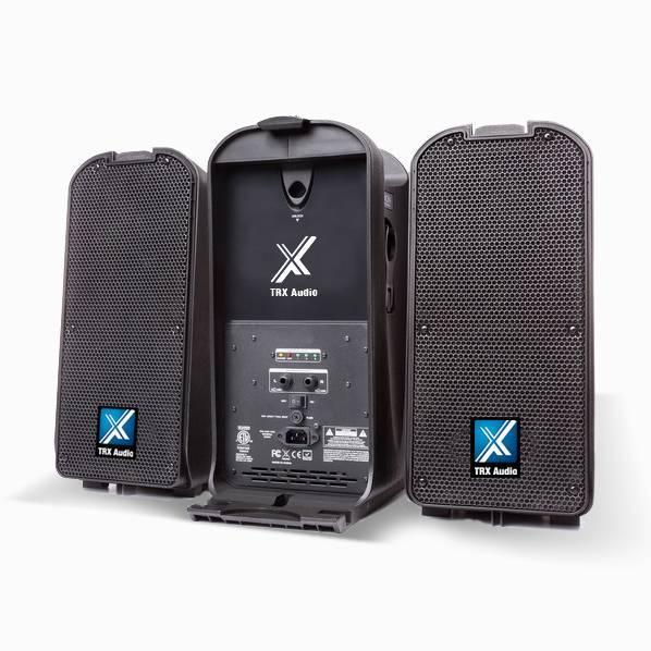 מערכת הגברה ניידת מקצועית TRX Audio P5000 מהיבואן | ענק הסאונד