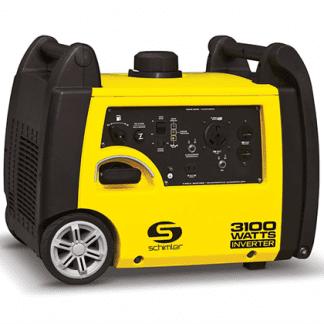 גנרטור מושתק סטרטר חשמלי מבית Schimler champ-3200E