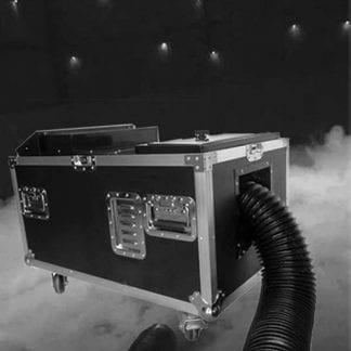 מכונת עשן כבד מקצועית ללא קרח יבש