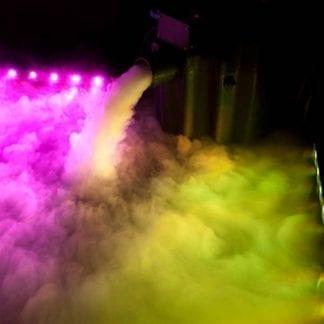מכונת עשן כבד קרח יבש