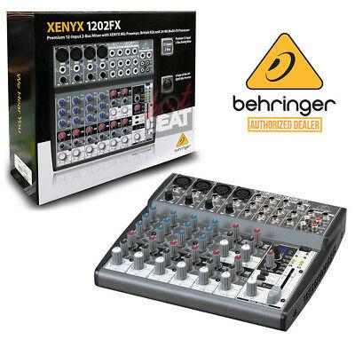 מיקסר Xenyx 1202FX Bheringer