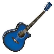 גיטרה קלאסית 040 CUTWAY BL