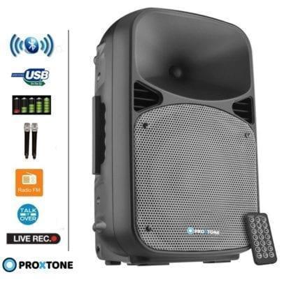 בידורית ניידת לקריוקי Proxtone Air1000 Premium