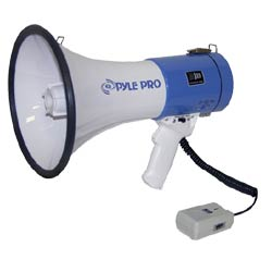 מגפון עוצמתי במיוחד 70w כולל מיקרופון נשלף Proxtone