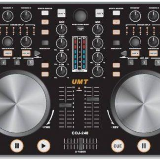 קונטרולרים ל-DJ