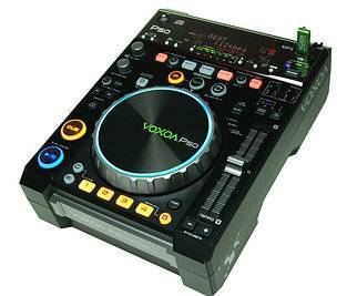 קומפקט דיסק DJ