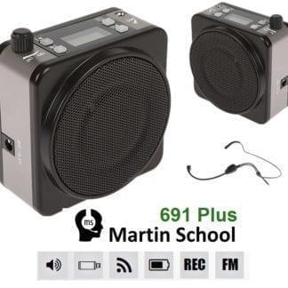 חגורת הגברה Martin School 691Plus
