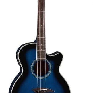 גיטרה אקוסטית איכותית מבית C38 blue CEHARD