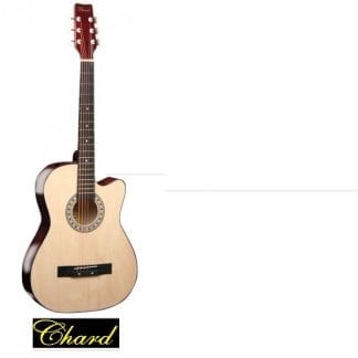 גיטרה אקוסטית איכותית מבית  C38 NAT CEHARD